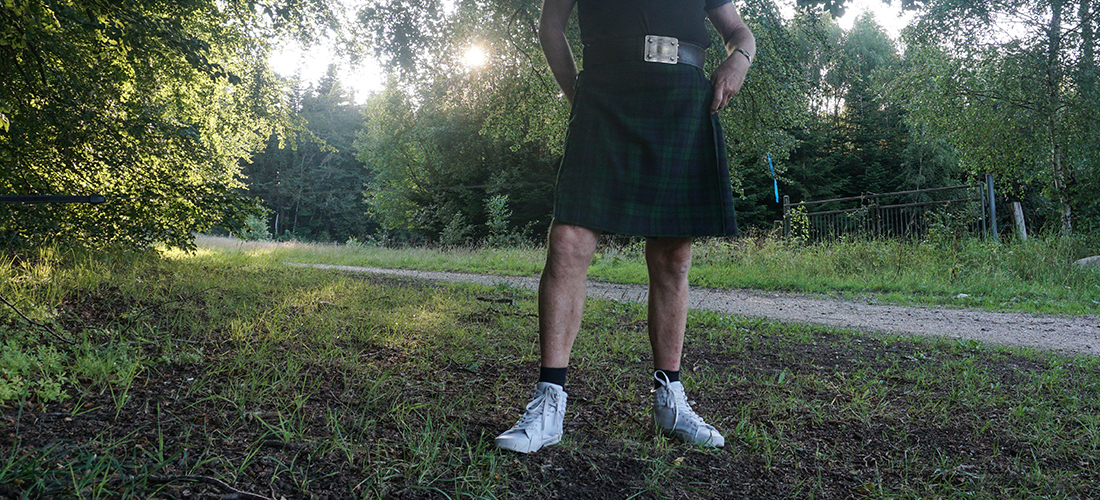 Tartanista Black Watch Value kilt