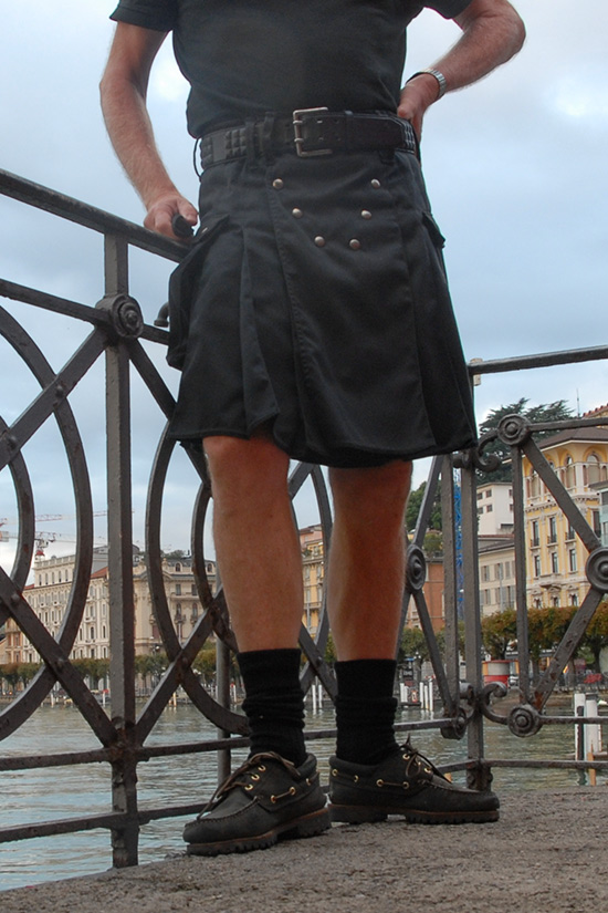 Utilikilt Original Black