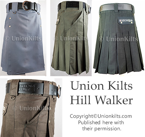 Union Kilts Hill Walker